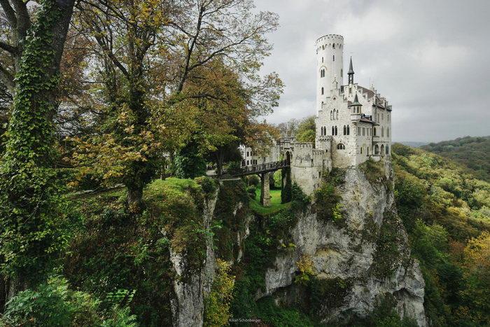 Мистика центральной Европы в фотографиях Kilian Sch?nberger