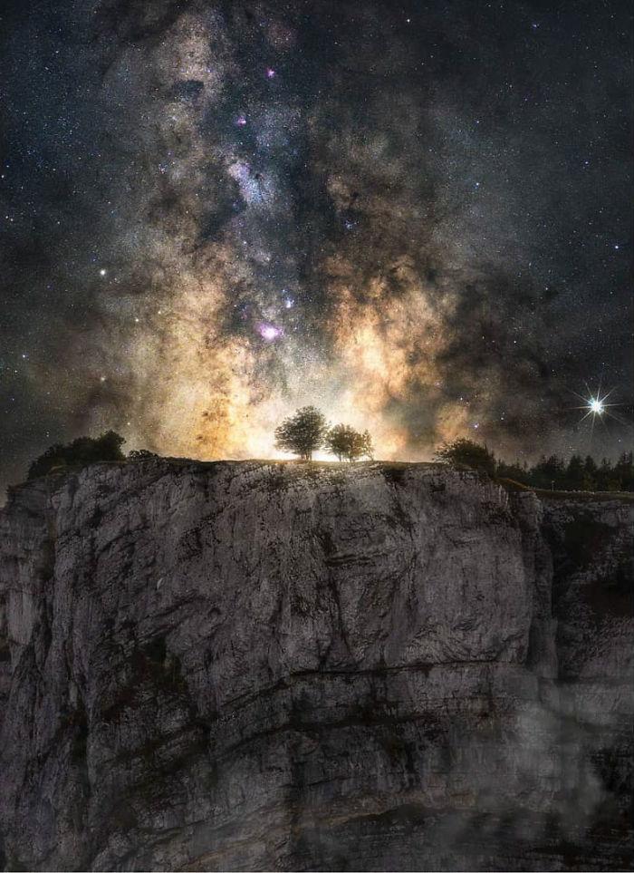 30 фотографий ночного неба Alex Forst
