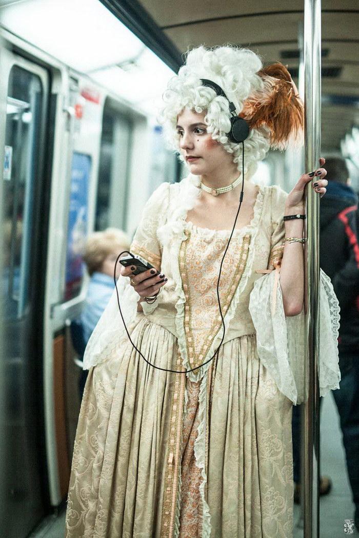 Если бы стиль XVIII века снова вошел в моду