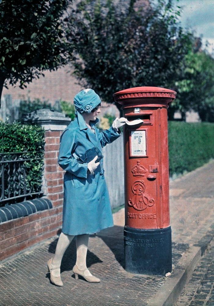 Англия в 1920-1930 годах: фотографии Clifton R. Adams