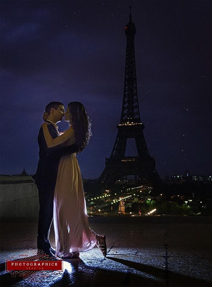 28 фотографий Эйфелевой башни