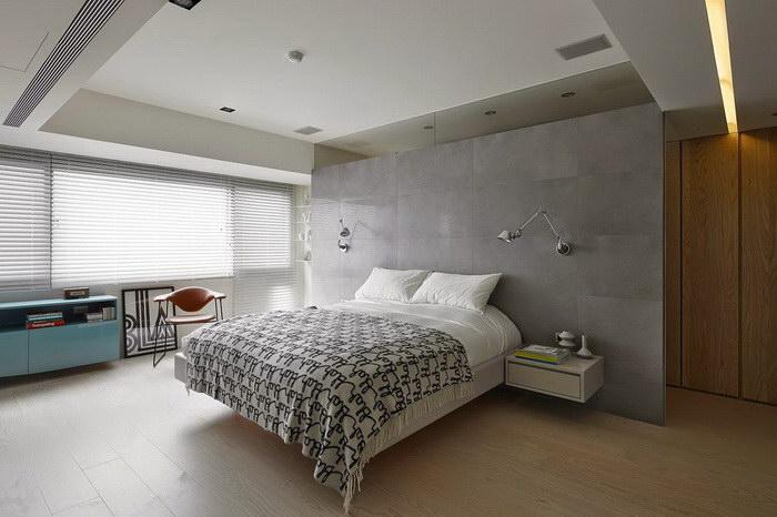 Интерьер квартиры в Тайбэе