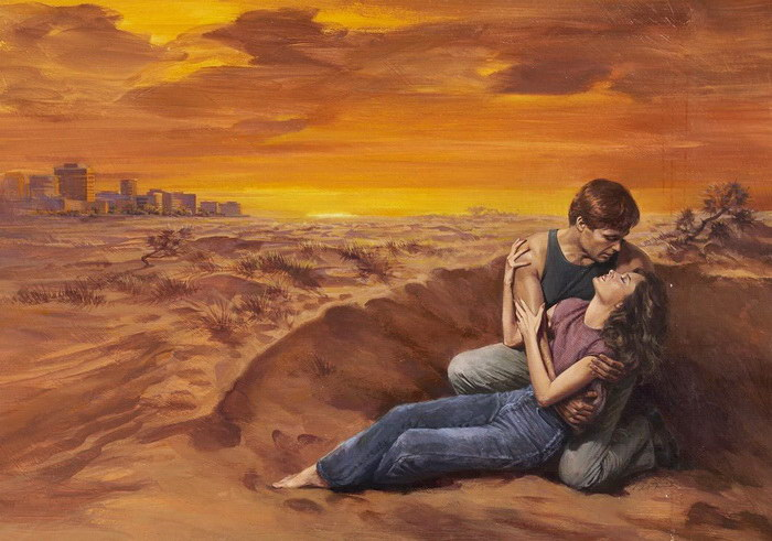 Романтичные картины Barnett Plotkin
