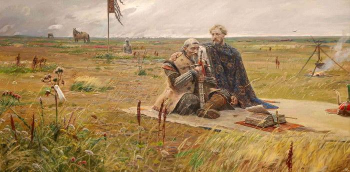 Картины Павла Рыженко