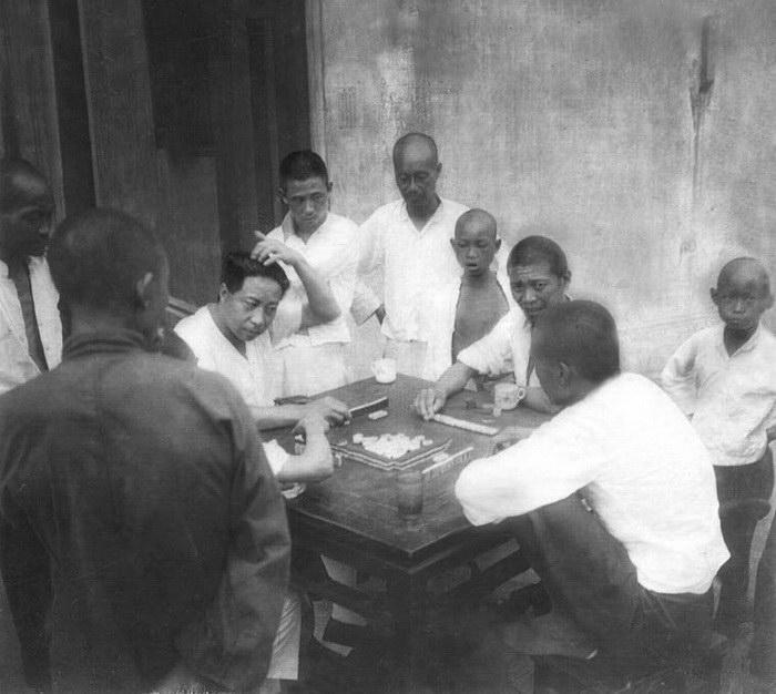 Шанхай в 1930 годах: фотографии Louis Philippe Messelier