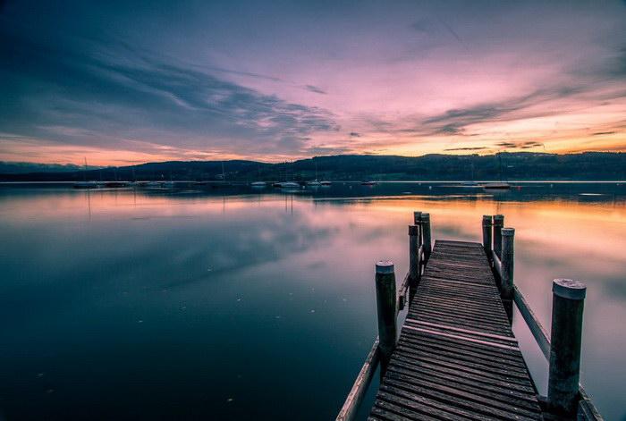 Пейзажные фотографии Cem Bayir