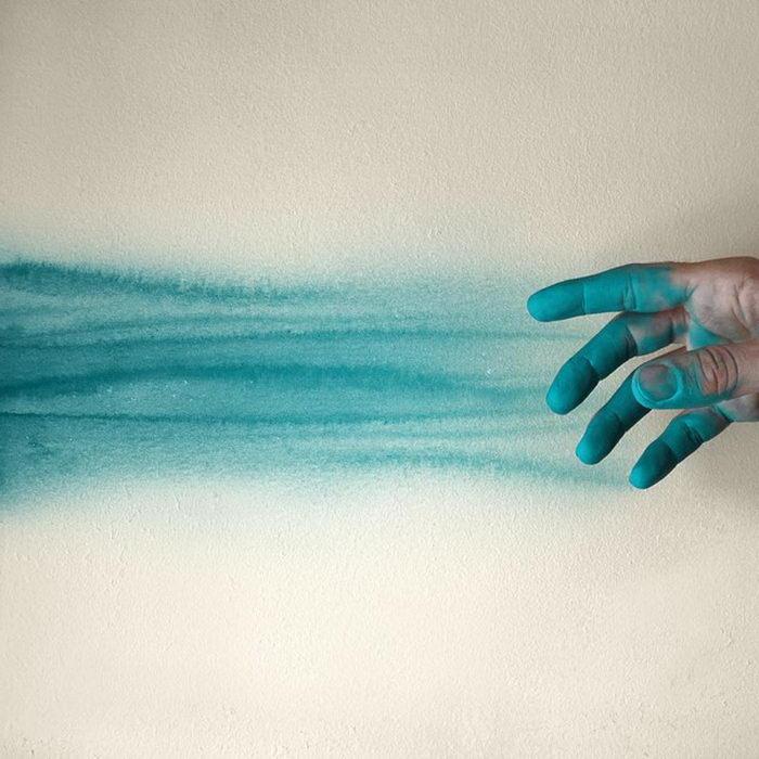 Абстрактные фотоманипуляции Benedetto Demaio