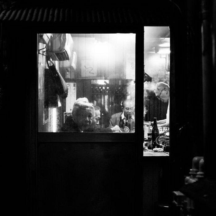 Повседневная жизнь Токио: фотографии Lee Chapman