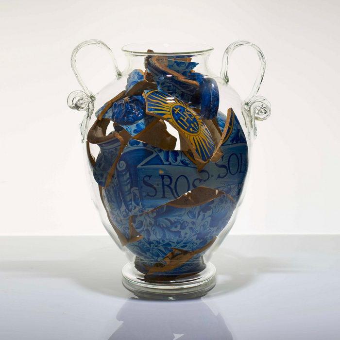 Керамические скульптуры Bouke de Vries