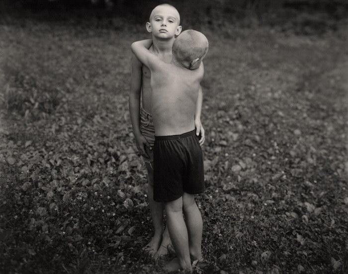 Грустные фотографии Andrea Modica