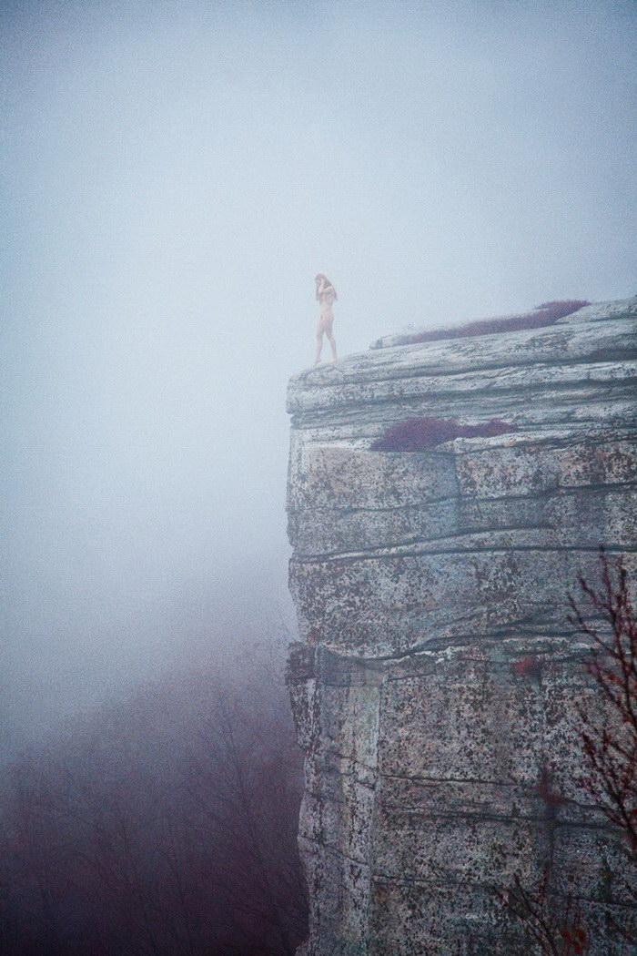Обнаженная осень в фотографиях Ryan McGinley