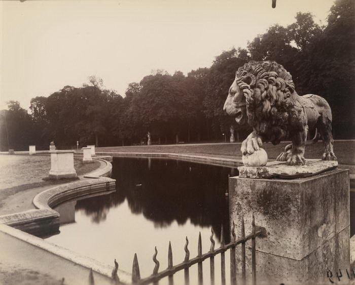 Детали старого Парижа в фотографиях Jean Eugene Atget
