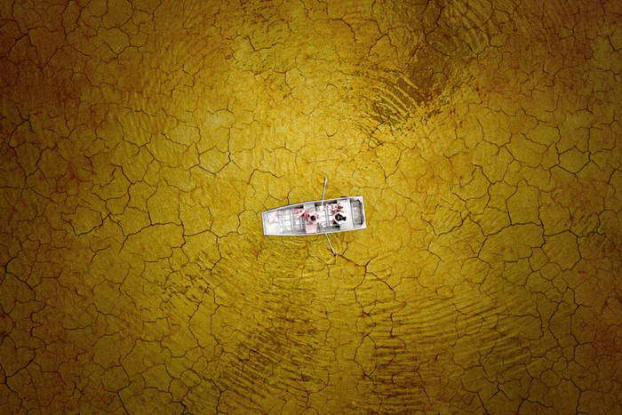 Лучшие фотографии с дронов 2017 года