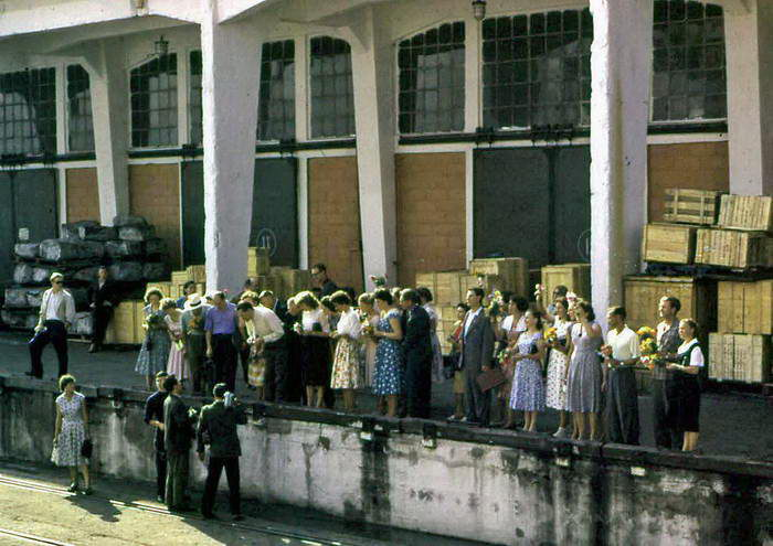 Ленинград 1961 года в фотографиях gcosserat