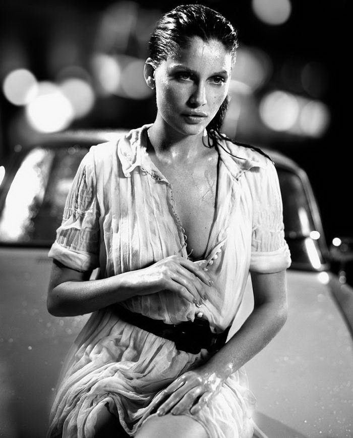 Модельный фотограф современности Vincent Peters