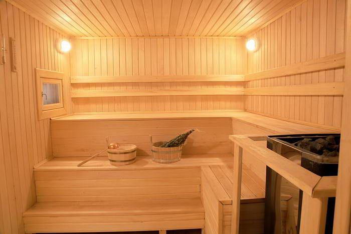 готовые бани