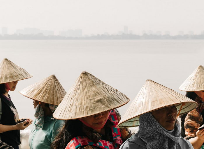Вьетнам в фотографиях Kevin Faingnaert