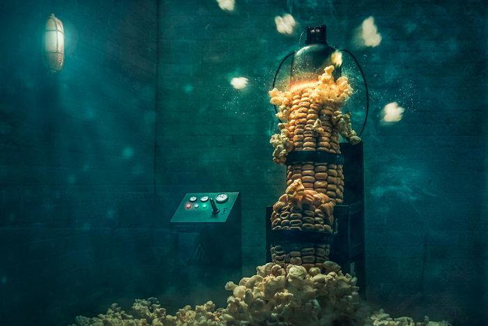 Альтернативная жизнь овощей: фото Juhamatti Vahdersalo
