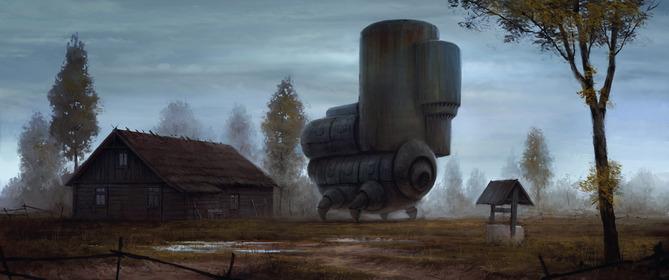 Иллюстрации Piotr Jabłoński