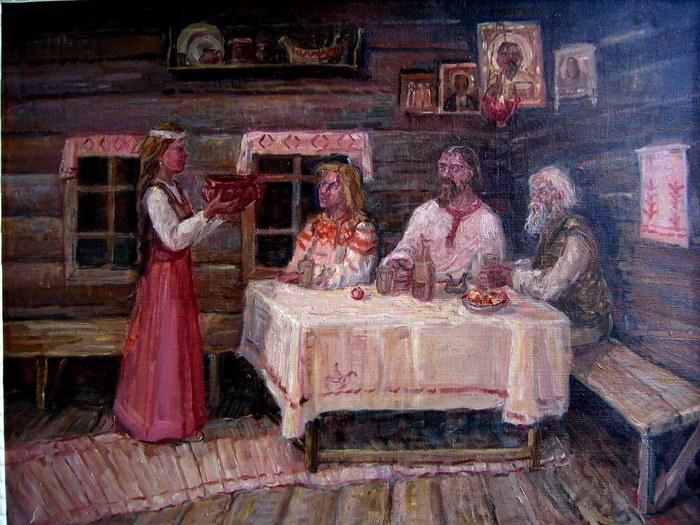 Свадебные традиции Древней Руси