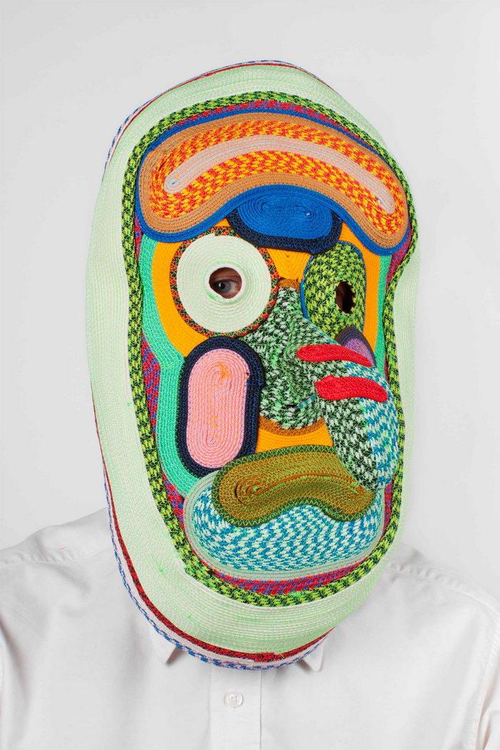 Яркие маски Bertjan Pot