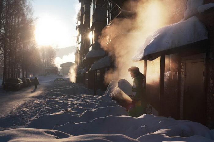 Уличные фотографии Марии Плотниковой