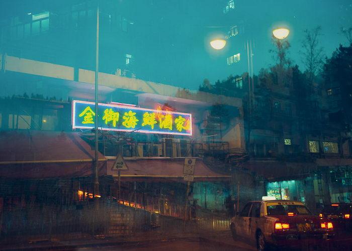Гонконг и Финляндия: необычные коллажи Christoffer Relander