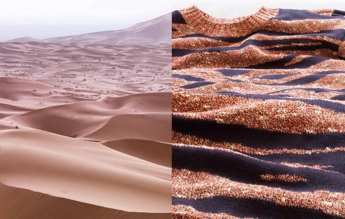 Одежда и пейзажи: фотопроект Joseph Ford