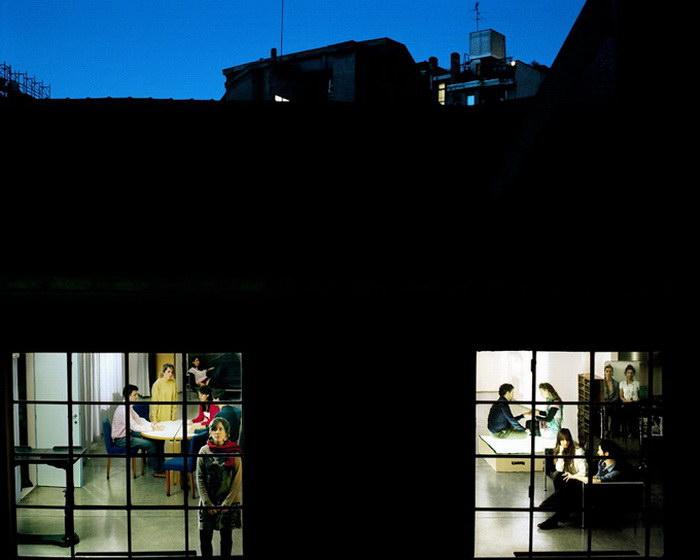 Снято через окно 28 фотография