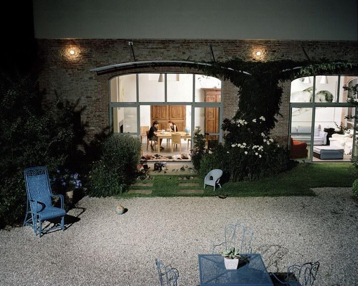 Фотопроект Через окно Giorgio Barrera