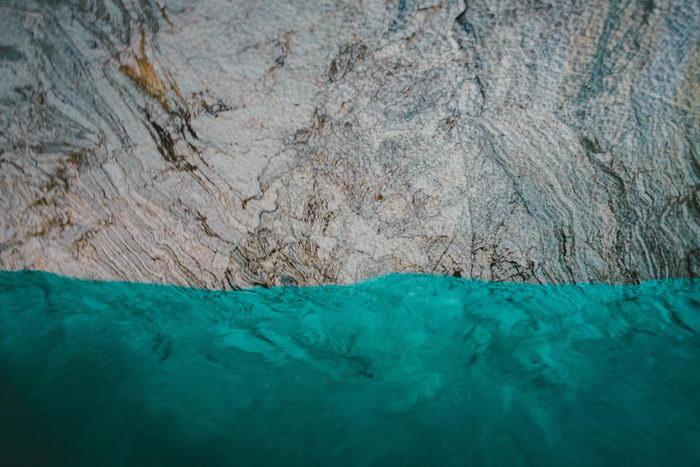 Подводные пещеры Чили в фотографиях Chris Hillary