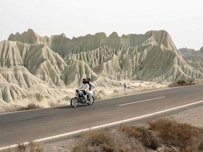 Сухой край: фотографии Ирана Edouard Sepulchre