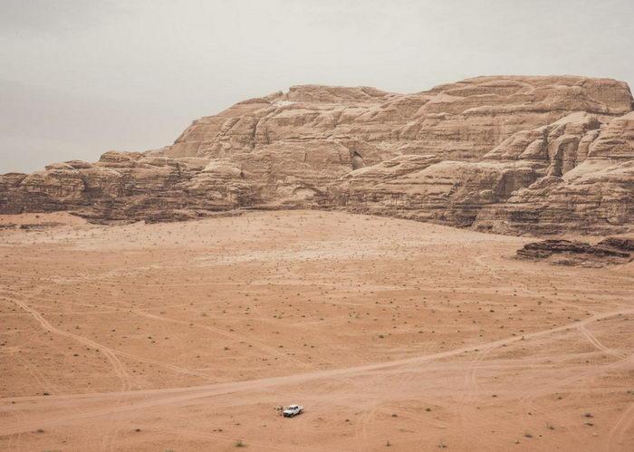 Иордания в фотографиях Clement Chapillon