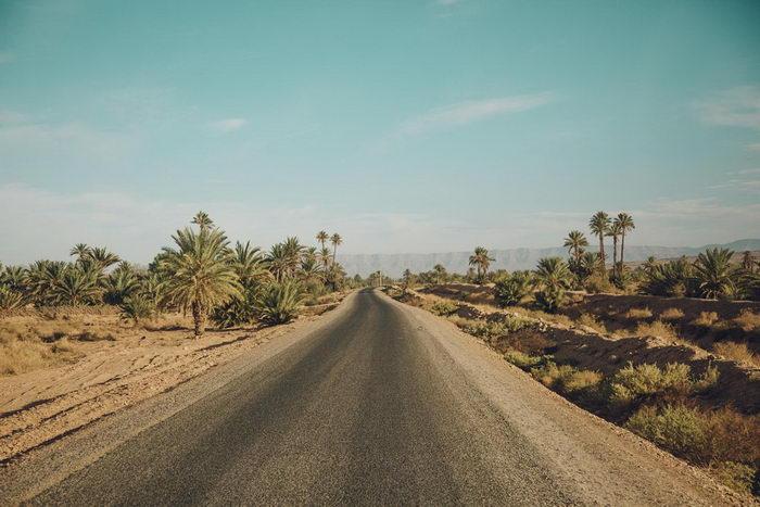 Марокканская пустыня в фотографиях Nina Keinrath