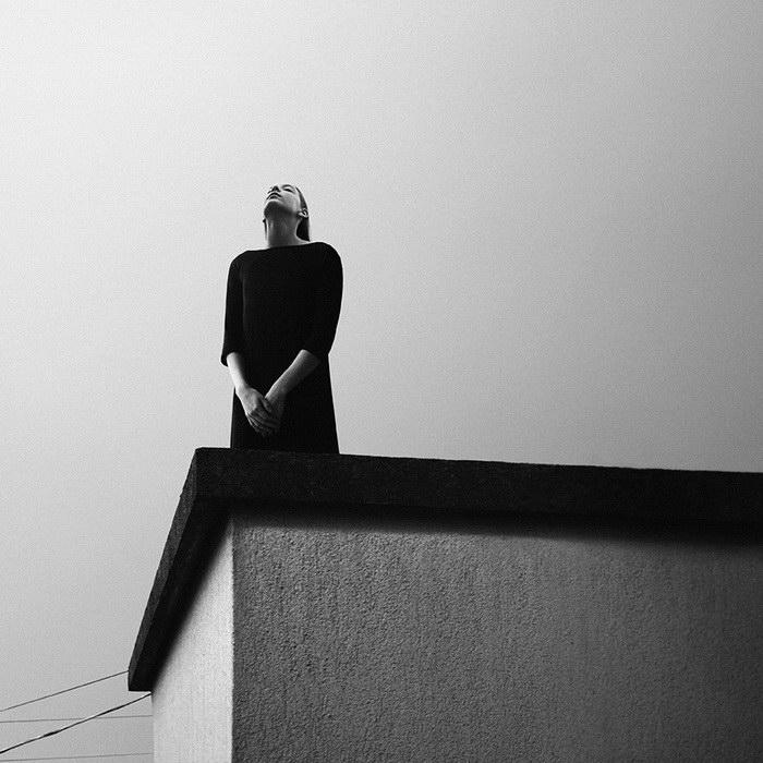 Черно-белые портреты Noell Osvald