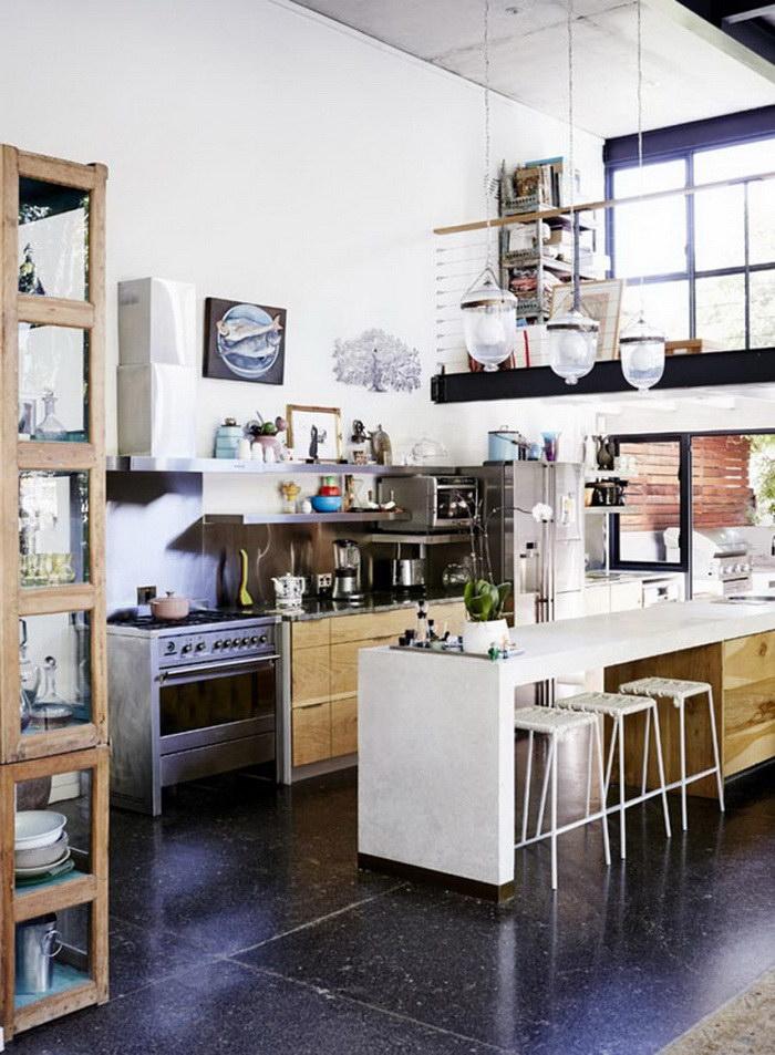 Двухэтажная квартира в Кейптауне