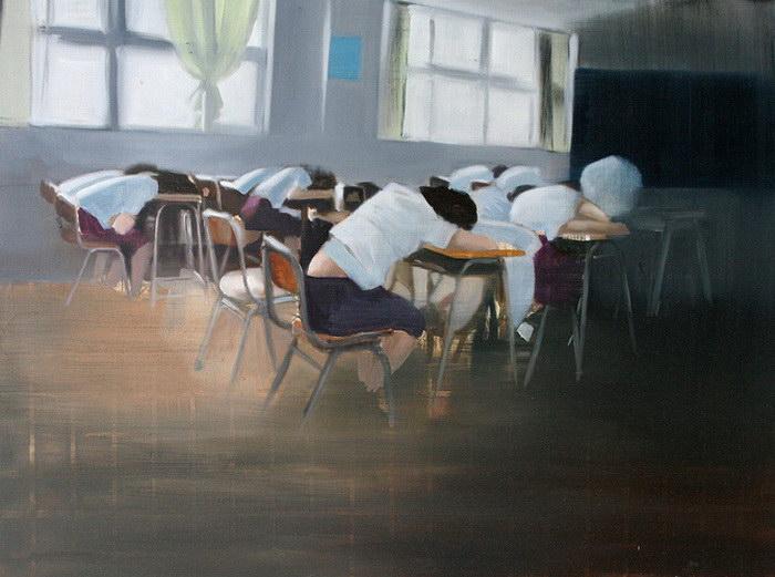 Картины Jisan Ahn
