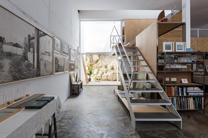 Дом художника со студией в Испании