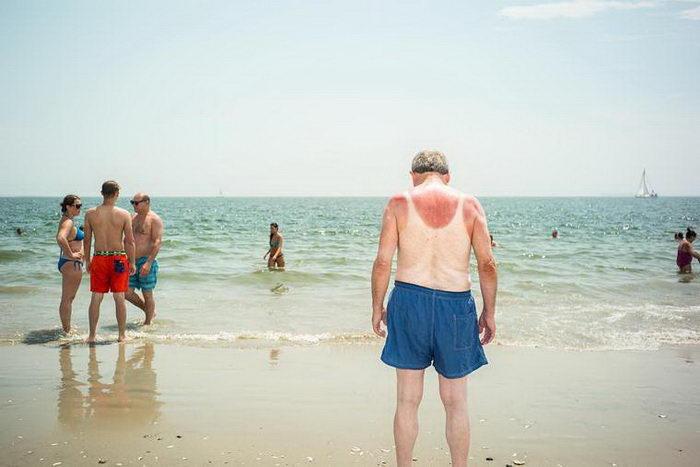Сидевший фотограф и его взгляд на жизнь: работы Donato Di Camillo