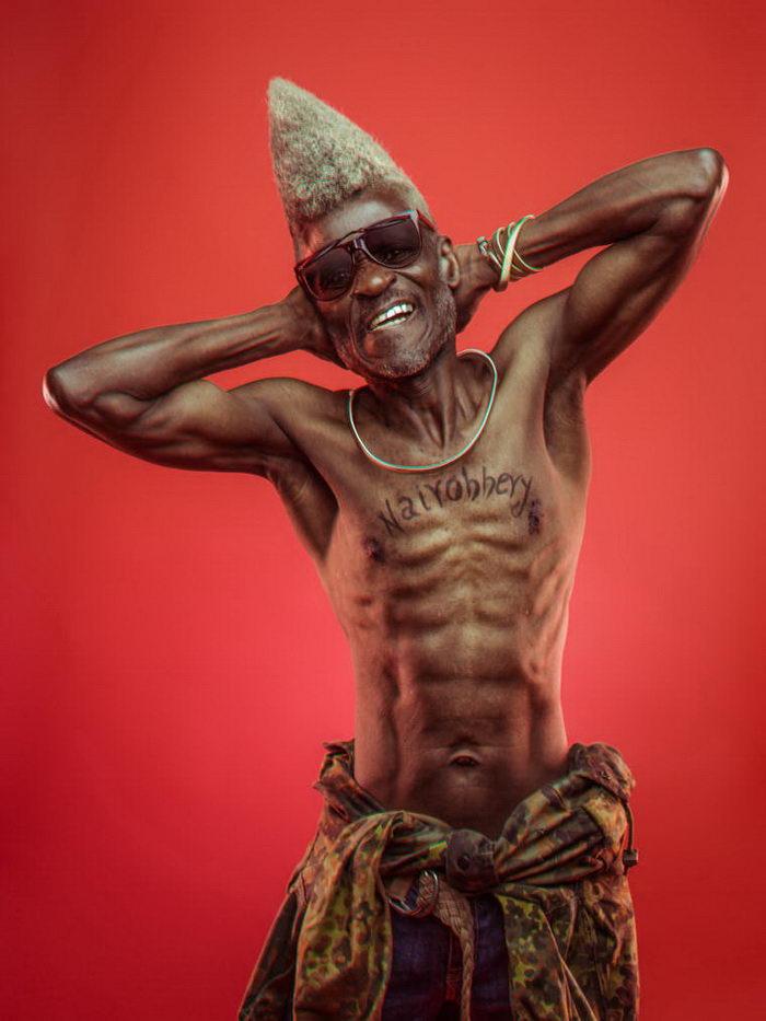 Рэперы Кении 1980-х годов: фото Osborne Macharia