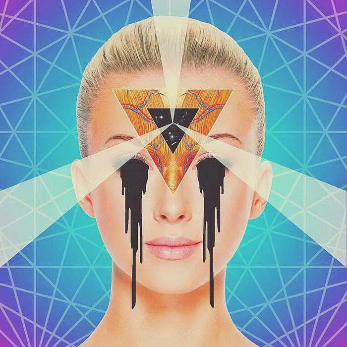 Психоделические коллажи Justin Mays