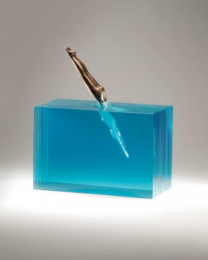 Морские скульптуры Ben Young