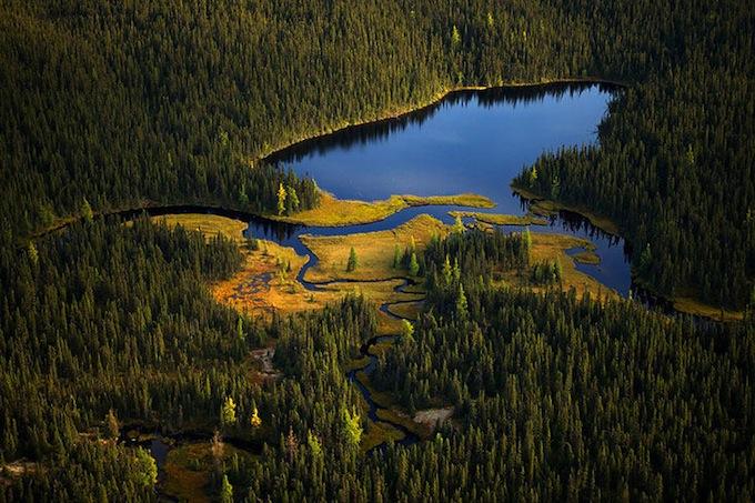 Прекрасная природа нашей планеты