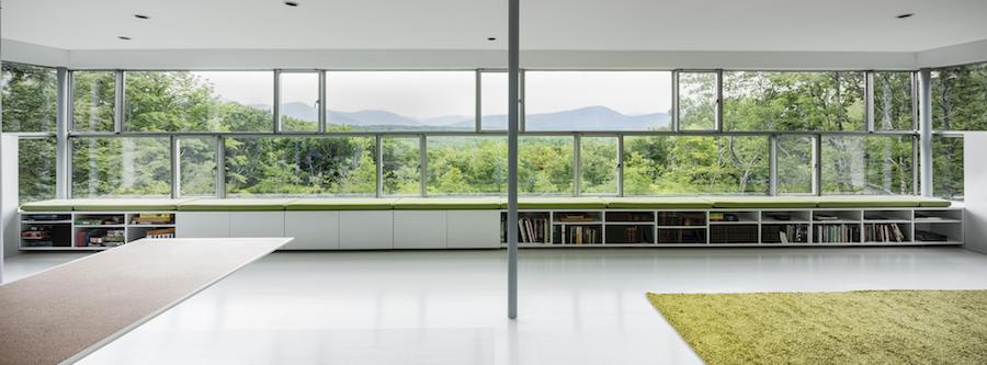 Дом-башня дизайна компании GLUCK+