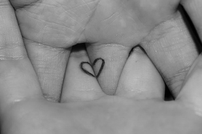 20 парных татуировок, которые навсегда останутся вместе с влюбленными