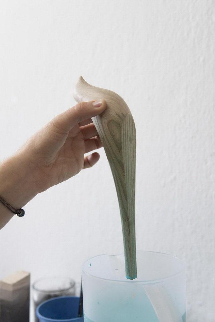 Скульптуры птиц Moises Hernandez