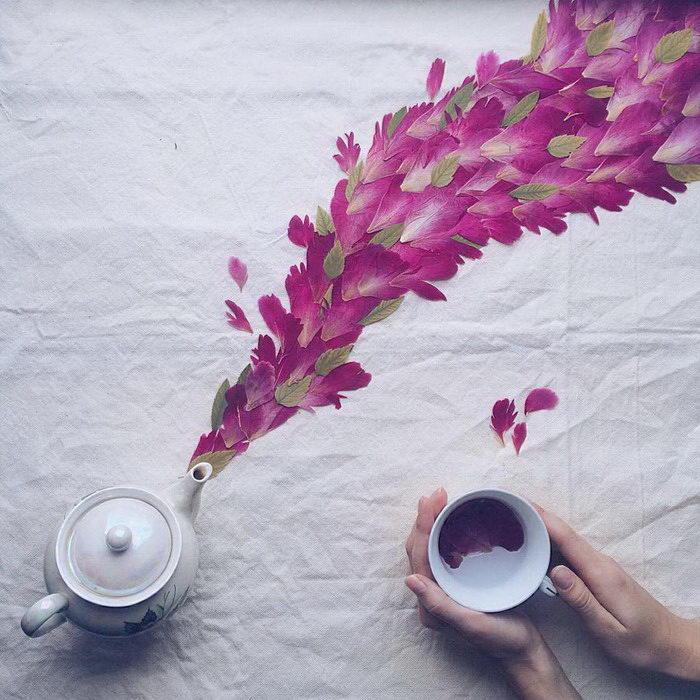 Натюрморт с чаем: работы Marina Malinovaya