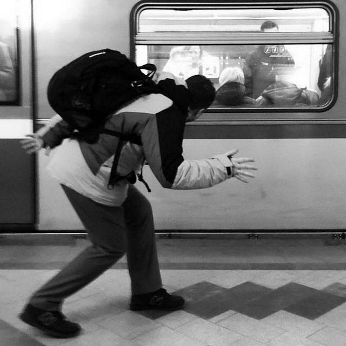 Memento metro: проект Алексея Домрачева