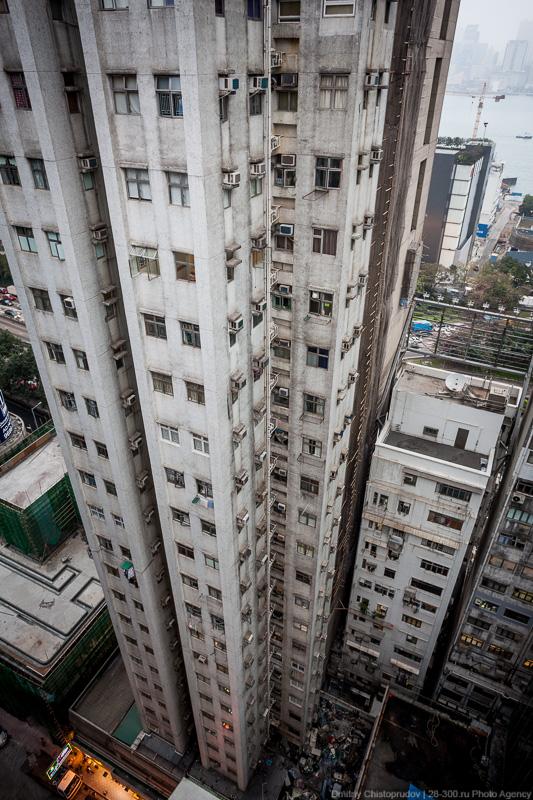 Жилье Гонконга
