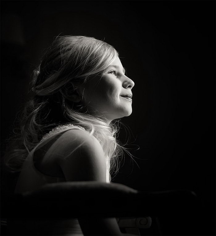 Regina Wyllie: 9-летний фотограф из США